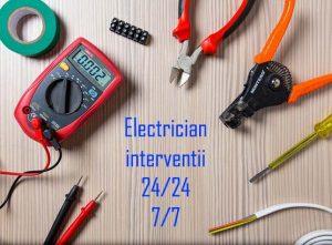 electrician interventii