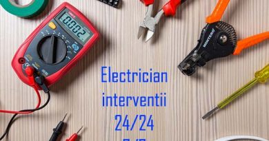 electrician interventii