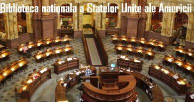 Biblioteca nationala a Statelor Unite ale Americii