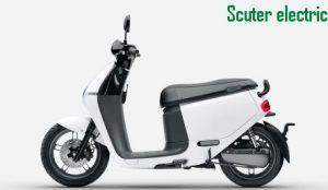 scuter electric gogoro