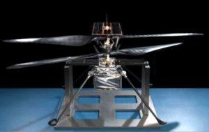 elicopter MHS va fi trimis pe Planeta Rosie