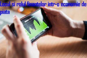 finante economie de piata