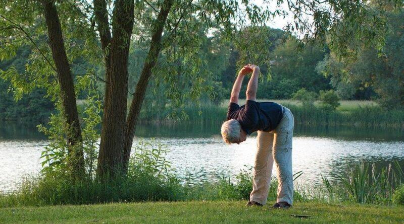 Pensionarii isi pot imbunatati sanatatea practicand fitness regulat.