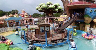 Peste 90 de atractii pot fi accesate in parcul Port Aventura.