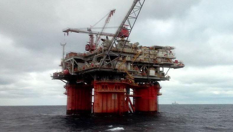 Platforma marina norvegiana