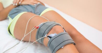 Electrostimulare musculara